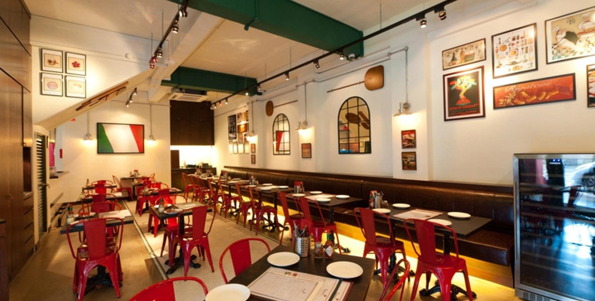Dining Area Interrior Design
