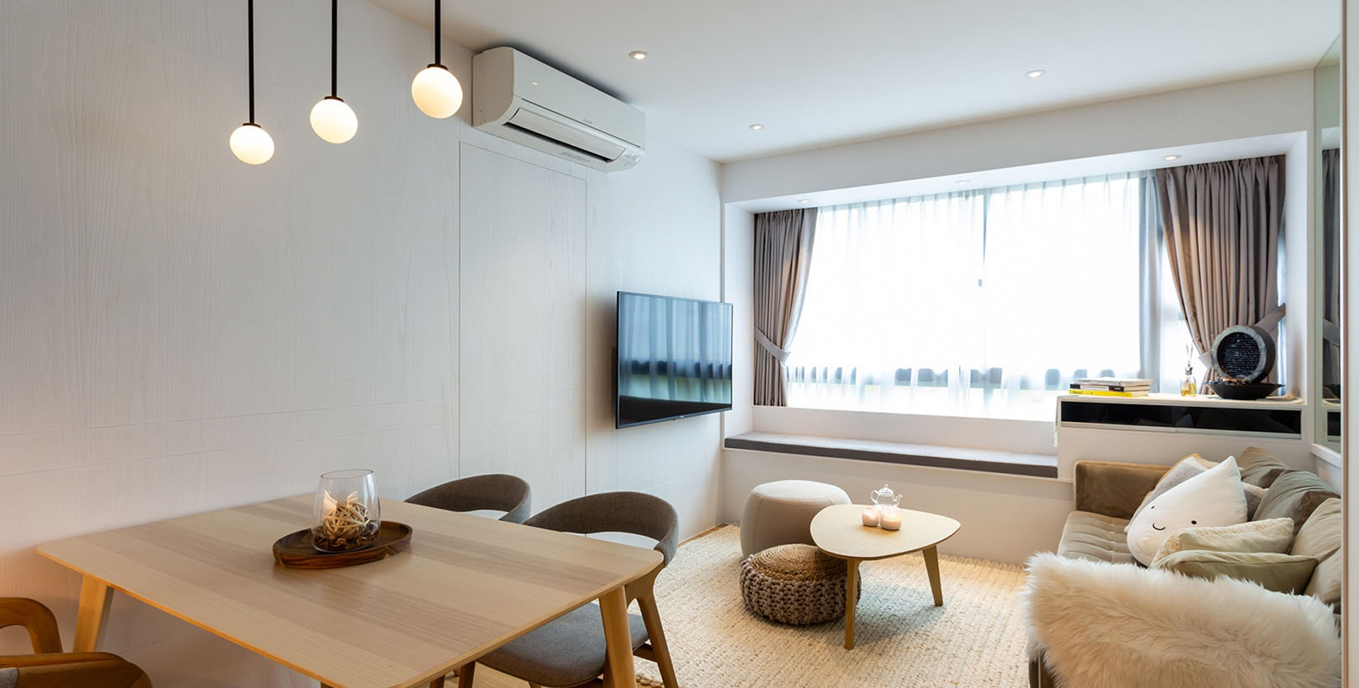 Modern Style Small Condo Interior Design Singapore